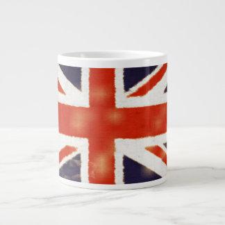 Vintage Union Jack Jumbo UK Mug