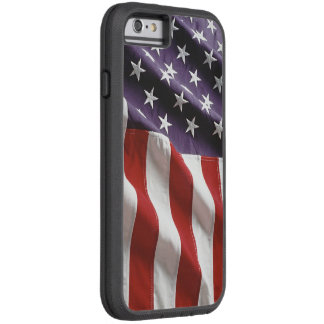 Vintage US Flag 'Flying High' iPhone 6 Case