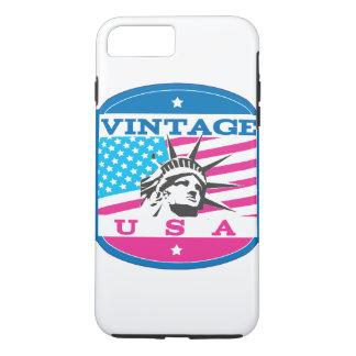 Vintage USA iPhone 8 Plus/7 Plus Case