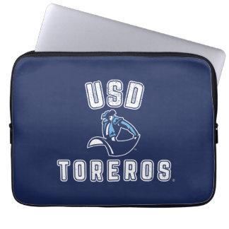 Vintage USD Toreros Laptop Sleeve