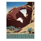 Vintage Utah Postcard
