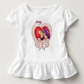 Vintage Valentine clothing Toddler T-shirt