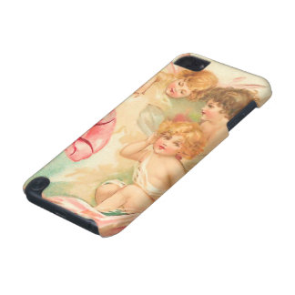Vintage valentine cupid angel 1 iPod touch 5G covers