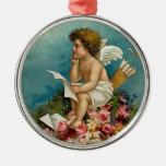 Vintage Valentine Ornament