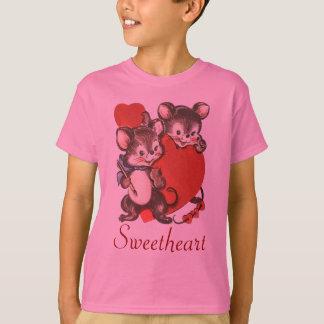 Vintage Valentine Sweetheart Shirt