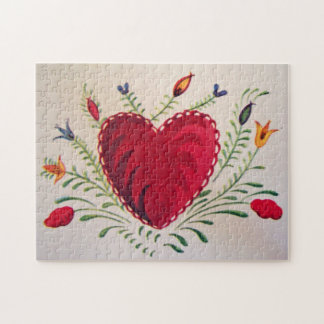 Vintage : Valentine's day - Jigsaw Puzzle
