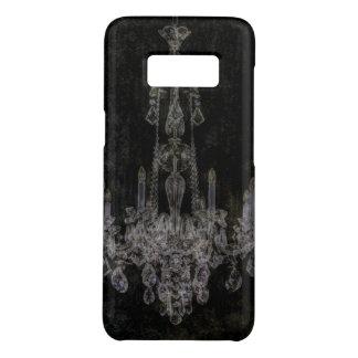 Vintage vampire gothic distressed chandelier Case-Mate samsung galaxy s8 case