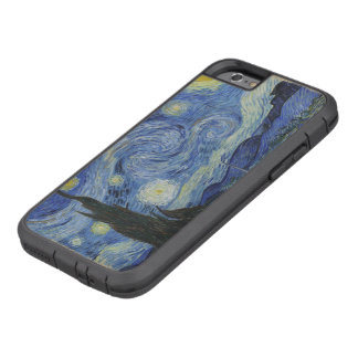 Vintage Van Gogh Starry Night Tough Xtreme iPhone 6 Case