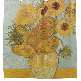 Vintage Van Gogh Sunflowers Art