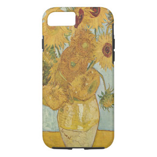 Vintage Van Gogh Sunflowers iPhone 7 Case
