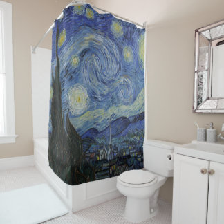 Vintage Van Gogh The Starry Night