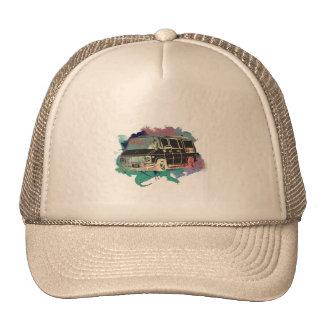 Vintage Van Trucker Hat