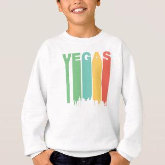 Vintage Vegas Cityscape Sweatshirt
