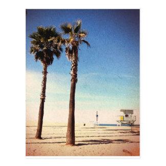 Vintage Venice Beach Post Card
