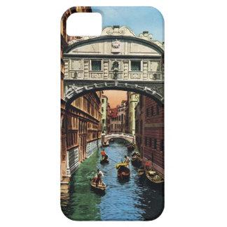 Vintage Venice, the Bridge of Sighs iPhone 5 Cases