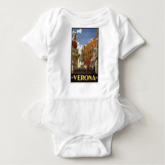 Vintage Verona Travel Baby Bodysuit