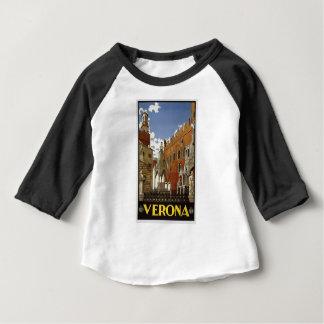 Vintage Verona Travel Baby T-Shirt