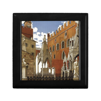 Vintage Verona Travel Gift Box