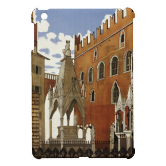 Vintage Verona Travel iPad Mini Cover