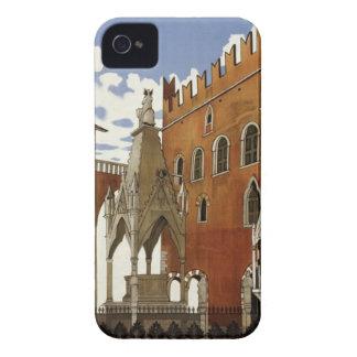 Vintage Verona Travel iPhone 4 Covers