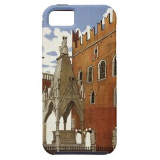 Vintage Verona Travel iPhone 5 Case