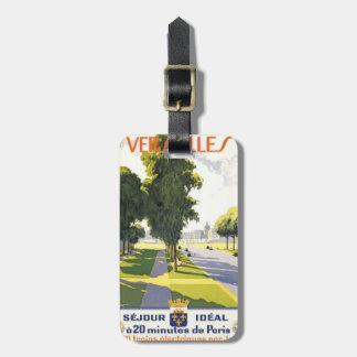 Vintage Versailles Bag Tag