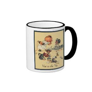 Vintage Veterinarian - Visit to the Vet Mug