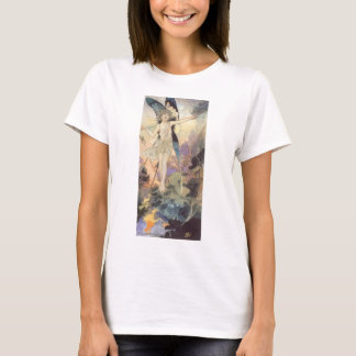 Vintage Victorian Butterfly Fairy by Robinson T-Shirt