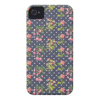 Vintage Victorian Floral English Garden iPhone 4 Cover