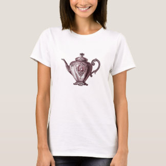 Vintage Victorian Teapot T-Shirt