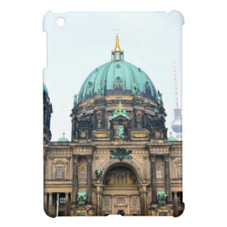 Vintage view of Berlin Cathedral (Berliner Dom) iPad Mini Case