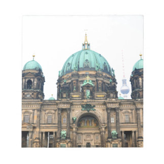 Vintage view of Berlin Cathedral (Berliner Dom) Notepads