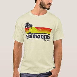 Vintage Waimanalo Oahu hawaii T-Shirt