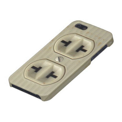 Vintage Wall Socket Cases For iPhone 5