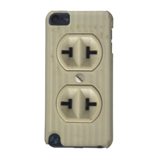 Vintage Wall Socket iPod Case iPod Touch 5G Covers