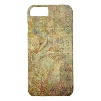 Vintage wallpaper barely there iPhone 8/7 case