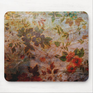 Vintage Wallpaper Mousepad