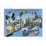 Vintage Washington DC Postcard