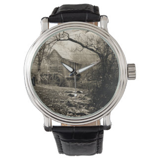 Vintage Waterwheel Watch