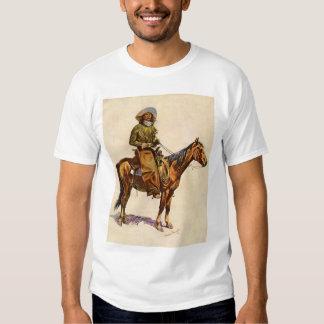 Vintage Western, An Arizona Cowboy by Remington Shirt