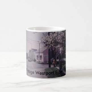 Vintage Westport Mug - Remarkable Book Shop
