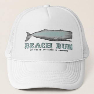 Vintage Whale Beach Bum Hat