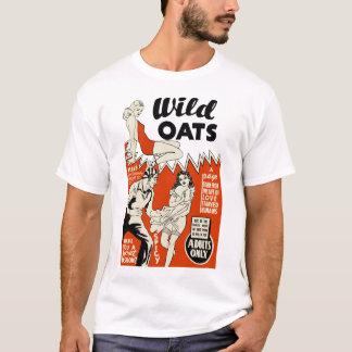 """Vintage """"Wild Oats"""" Exploitation Movie Tee"""