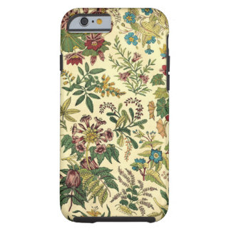 Vintage Wildflowers iPhone 6/6S Tough Case