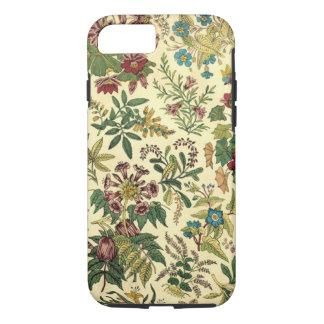 Vintage Wildflowers iPhone 7 Tough Case