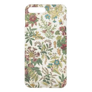 Vintage Wildflowers iPhone X/8/7 Plus Clear Case