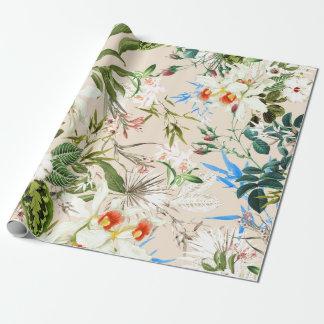 Vintage Wildflowers Pattern