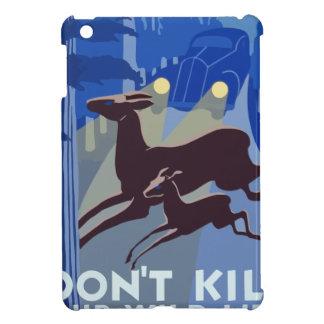Vintage Wildlife Animal Case For The iPad Mini