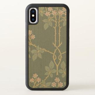 Vintage William Morris Blackberry GalleryHD Art iPhone X Case