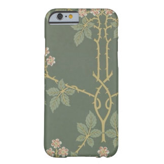 Vintage William Morris Blackberry GalleryHD Barely There iPhone 6 Case
